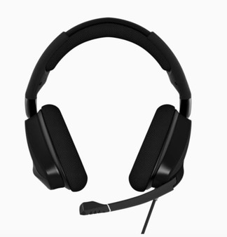Corsair VOID Elite Carbon Black USB Wired Premium Gaming Headset with