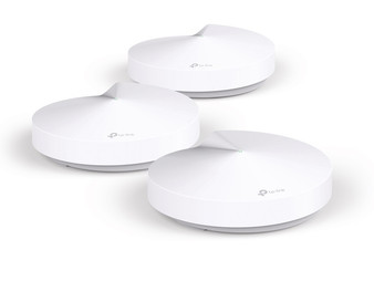 TP-Link Deco M5 (3-pack) Whole-Home Mesh Wi-Fi 1300Mbps Router Built-I