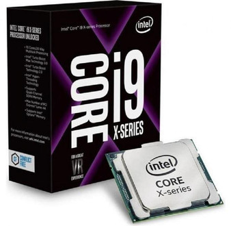 New Intel Core i9-10900X CPU 3.7GHz (4.5GHz Turbo) LGA2066 X Series 10
