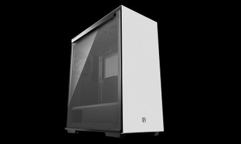 Deepcool MACUBE 310P WH Tempered Glass Case White USB3.0*2, 7+2 SLOTS,