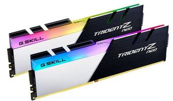DUAL CHANNEL: 16GB (2x8GB) DDR4-3600MHz CL18-22-22-42 1.35V RGB