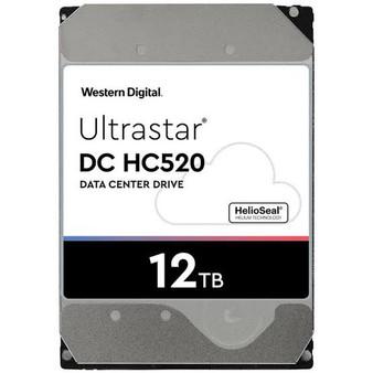 WD 12TB Ultrastar Enterprise 3.5' SAS, 512e SE P3 DC, 256MB Cache