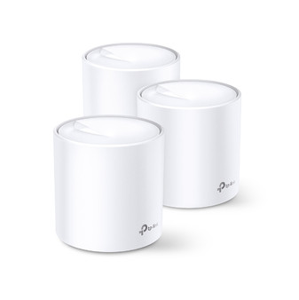 TP-Link Deco X20(3-pack) AX1800 Whole Home Mesh Wi-Fi System