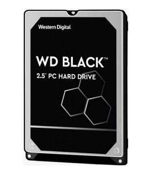 Western Digital WD Black 1TB 2.5' SATA 6Gb/s 7200RPM 6Gb/s 64MB Cache