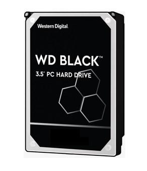Western Digital WD Black 4TB SATA3  3.5' 7200RPM 6Gb/s 256MB Cache HDD