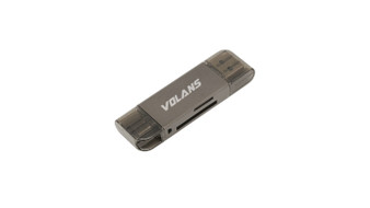 USB3.0 (Type-A + Type-C) SD/Micro SD Card Reader