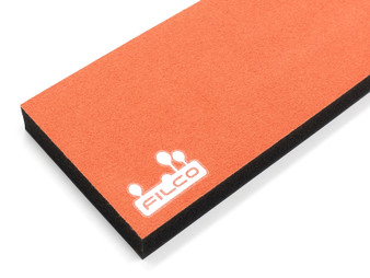 Filco Majestouch Wrist Rest Macaron Thick 12mm Large - Papaya