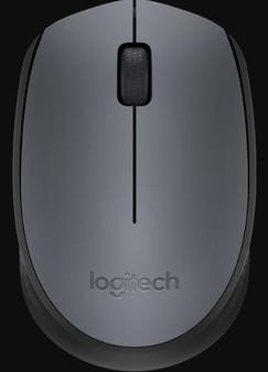Logitech M171 Grey wireless mouse