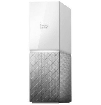 Western Digital WD Elements 6TB my Cloud Home Desktop External Hard Drive - Black Plug & Play for Windows 10/8.1/7