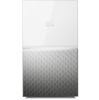 Western Digital WD Elements 16TB My Cloud Home Duo Desktop External Hard Drive - Black Plug & Play for Windows 10/8.1/7