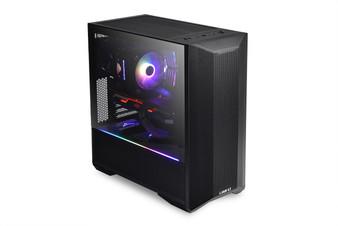 Lian Li LanCool 2 Mesh Tempered Glass Perfomance E-ATX Mid-Tower Case - Black