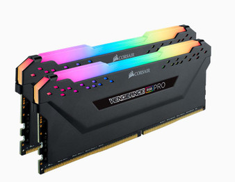 Corsair Vengeance RGB PRO 16GB (2x8GB) DDR4 3000MHz C16 Desktop Gaming