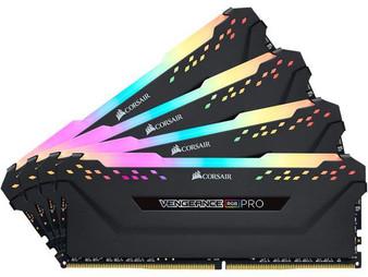Corsair Vengeance RGB PRO 128GB (4x32GB) DDR4 3600MHz C18 1.35V 288Pin