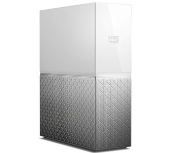 Western Digital WD My Cloud Home NAS 4TB Personal Cloud Storage 1xGiga