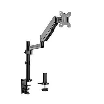 Brateck Single Monitor Full Extension Gas Spring Single Monitor Arm 17