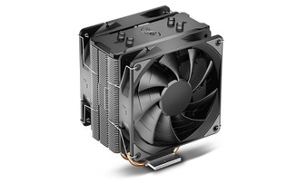 Deepcool GAMMAXX 400 EX CPU Cooler, 4 Heatpipes, 120mm PWM Fan, Intel