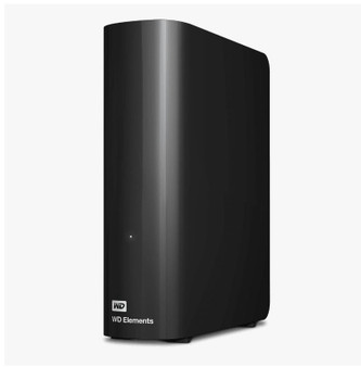 Western Digital WD Elements Desktop 3TB USB 3.0 3.5' External Hard Dri