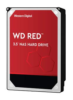 Western Digital WD Red 1TB 3.5' NAS HDD SATA3 5400RPM 64MB Cache CMR