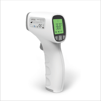 JUMPER FR-202 NON-CONTACT INFRARED THERMOMETER HOUSE-HOLD LEVEL