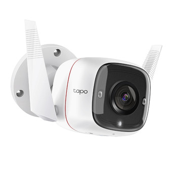 TP-Link Tapo C310 Outdoor Security Wi-Fi Camera, H.264, 1296P, 2-Way A