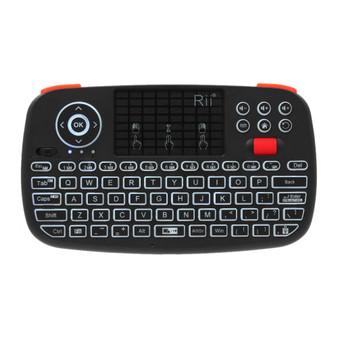 Rii i4 Mini Keyboard Black 2.4G Bluetooth