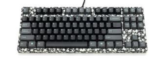 Majestouch Lumi S Cherry MX BROWN Switch TenKeyLess Keyboard