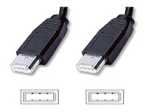 4.5M Firewire 1394A 6Pin/6Pin Cable