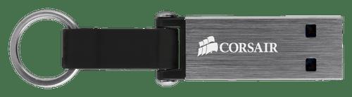 64Gb Corsair USB 3.0 Flash Drive Voyager Mini, Key-RIng Size, Capless