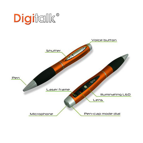 5-in-1 2D Laser Image Capture Pen