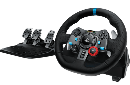 Logitech G29 Racing Wheel For Pc & Playstation 3/4, Dual-Motor Force