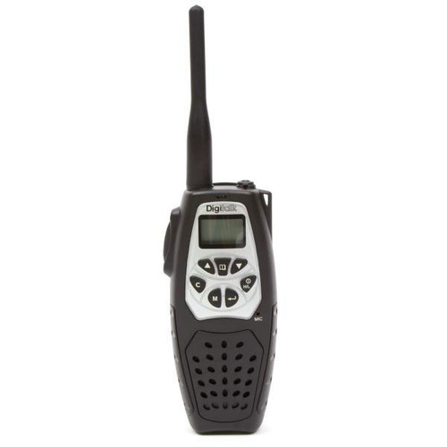 DIGITALK Personal Mobile Radio PMR-SP2302AA UHF CB Radio 3W up to 10km