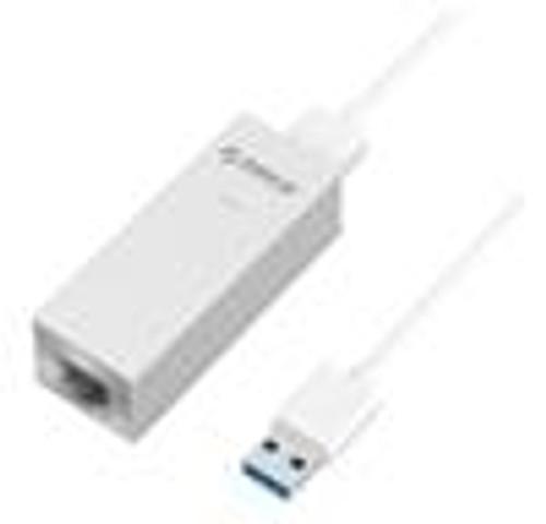Orico USB3.0 toRJ45 Adapter GbE Adapter, Alumin., USB Pwd