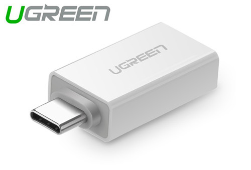 USB 3.1 Type-C Superspeed to USB3.0 Type-A Female Adapter