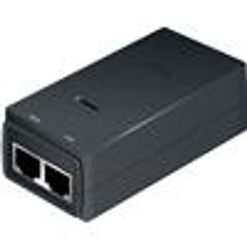 POE Injector, 24VDC, 12W, Gbit Gigabit , ESD protection & LED