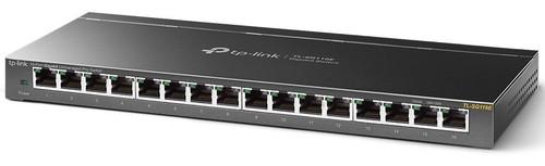 TP-Link TL-SG116E 16-Port Gigabit Unmanaged Pro Switch Desktop/Wall Mo
