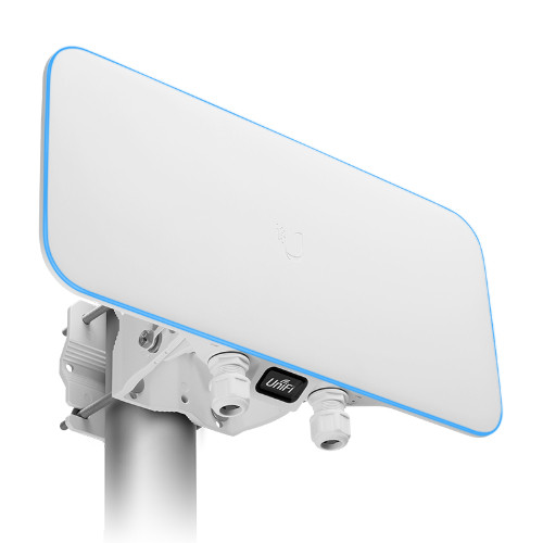 Ubiquiti1500 Client Capacity, 10 Gbps, Beam-Forming IP67 Wi-Fi BaseSta