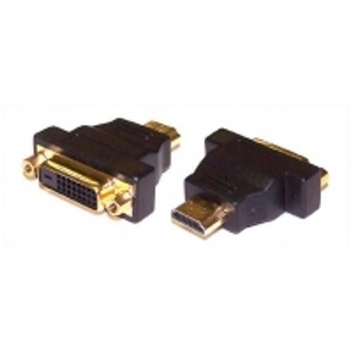 DVI ( 24+ 1 ) PIN F, HDMI 19 PIN M