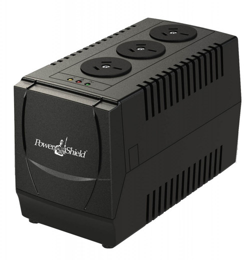 Power Shield VoltGuard AVR 1500 Voltage Regulator / 750W