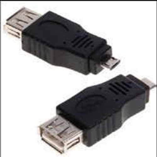 SKYMASTER MICROUSB 5 PIN TO USB2.0 A FEMALE