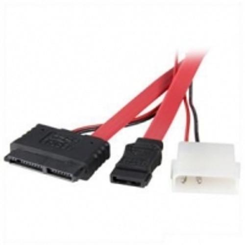 SKYMASTER Micro SATA CBL W/ MOLEX 15CM
