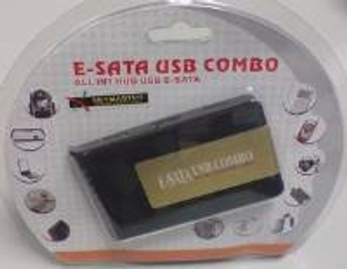 SKYMASTER USB TO eSATA CONNECTOR-COMBO
