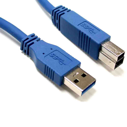 8Ware USB3.0 AM-BM Cable, 1M