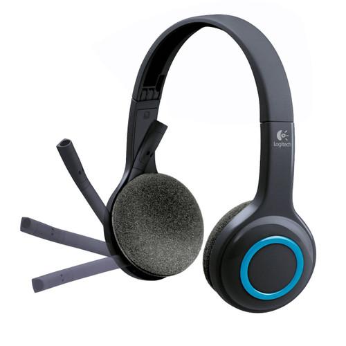 981-000462:Logitech H600 WIRELESS USB HEADSET