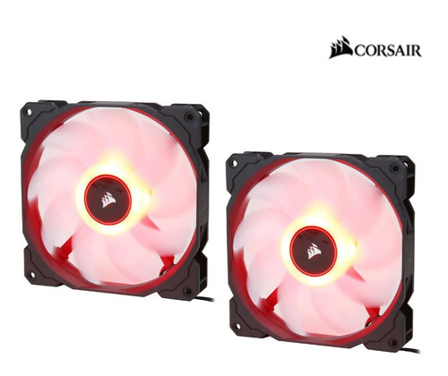 Corsair Air Flow 140mm Fan Low Noise Edition / Red LED 3 PIN - Hydraul