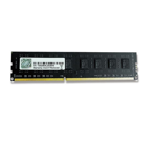 DDR3-1333 2GB Single Channel [VALUE] F3-10600CL9S-2GBNS
