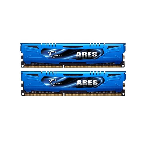 DDR3-2400 16GB Dual Channel [RipjawsX] F3-2400C11D-16GXM