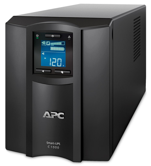 APC Smart-UPS C 1000VA LCD 230V with SmartConnect - Tower