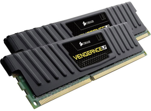 Corsair Vengeance Low Profile 16GB (2x8GB) DDR3 UDIMM 1600MHz C9 1.5V