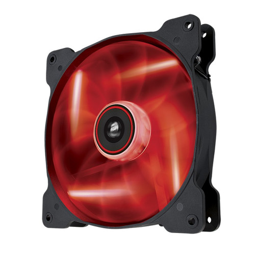 140mm Case Fan: Air Series SP140 LED Red High Static Pressure 140mm
