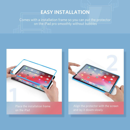 UGREEN iPad 9.7 inch HD Screen Protector 1pc/bag 9.7 inch 60398